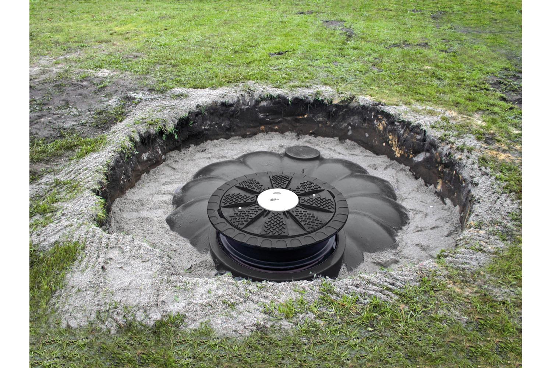 Podzemni rezervoar - NEO 1.500 L