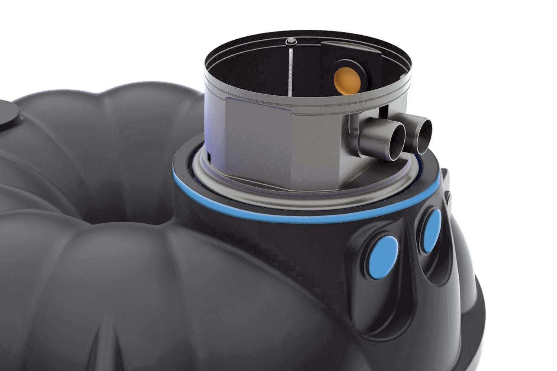 Jašek s filtrom Fi-2